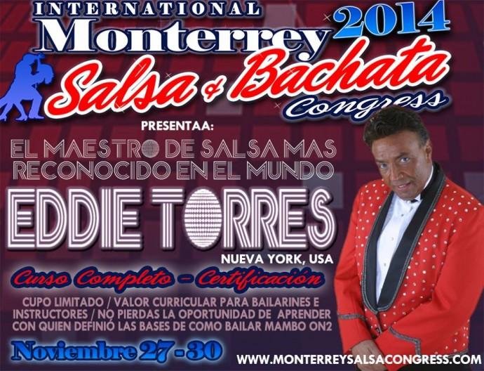 Monterrey Salsa y Bachata Congress 2014