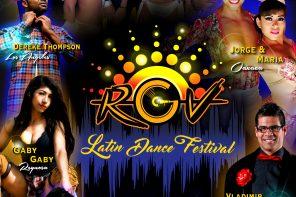 RGV Latin Dance Festival 2016