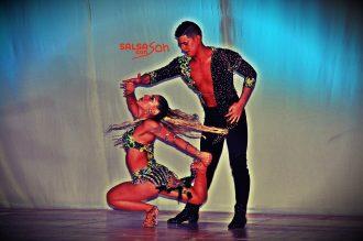 Ricardo & Karen Best Salsa Dancers