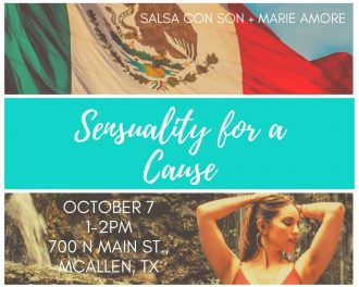 Sensuality for a Cause